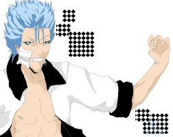Grimmjow by nuriamoon