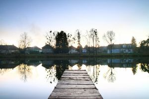 My Lake by Thaash