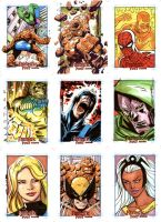 Fantastic Four Archives 02 by Cinar
