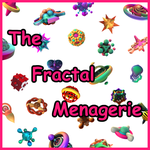 The Fractal Menagerie Logo by tiffrmc720