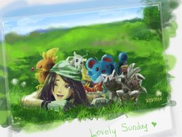 Lovely Sunday by Eugeneration