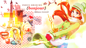 French Orihime Signature by papanchi