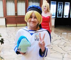 APH Its Sealand by RoseGal55