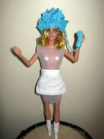 Lady Gaga Doll by CSilveira