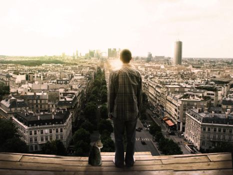 Summer 2008   Paris 37 by ThisIsStock by p0r1ng