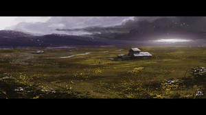 Environment sketch 01 by woutart