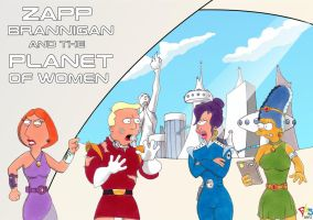 Planet of Women by Gulliver63