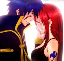Now You Can Cry (Jellal x Erza) by AkilaChione