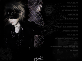 BURIAL APPLICANT -Ruki WP- by TechyPen