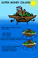 The Super Money Island by Saragonvoid