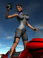 LARAS WETSUIT 1.5 by lordcoyote