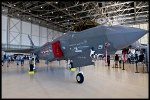F-35 by AirshowDave