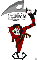 Revisiting Redraw Completed - Ultimate MintZ Form by TwiztidMintZArt