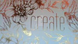 Create Print by CryslaArt