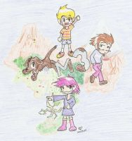 Welcome to Mother 3 World by Mister-Saturn