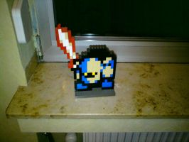 Metaknight Lego by GoldenFalchion