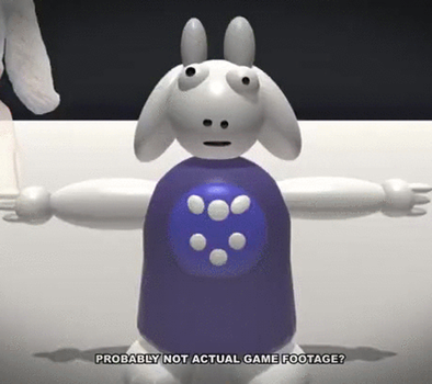The Toriel Thing from the Trailer by Piggy-Ham-Bacon