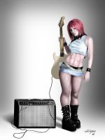 Rock it out by astray-engel