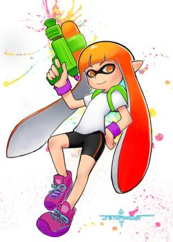 Inkling by Jethroxas13