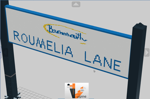 Roumelia Lane 2 by VulpineDesignsULTD