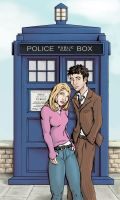Rose and the Doctor by SmilinJack