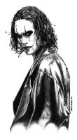 The Crow by MichaelCrutchfield