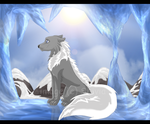 An Icy Reflection by mereni