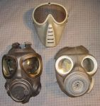 Gas masks by Heruwulfar