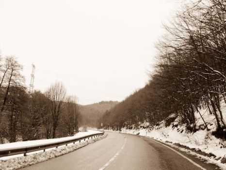 Road of whiteness by seraphina5042