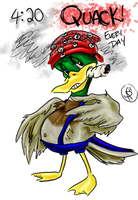 4:20 QUACK for life by XantheStar