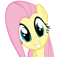 Fluttershy by DrunkHedgehog