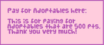 Pay Here for adoptables! by ChubbyMocha