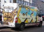 Graffiti truck 5 by Dany-Art