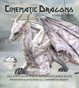 Cinematic Dragon 4 by Elevit-Stock