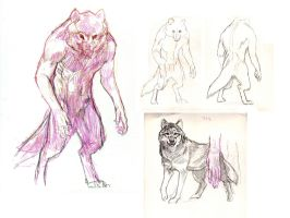 d3 werewolf by carbono14