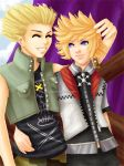 -KH2- Best Friends Forever by GawainesAngel
