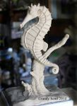 Seahorse WIP by RandyHand