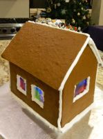 Gingerbread house, 2012 by DPBJewelry