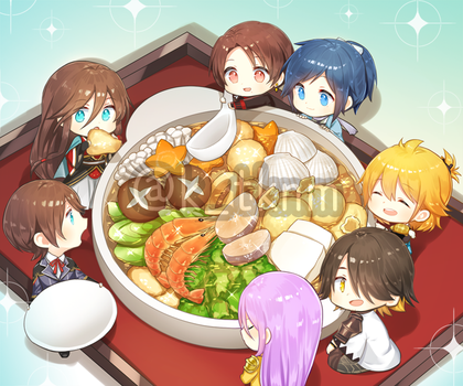 Nabe by kthelimit