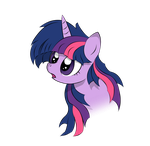 Twilight Sparkle wondering by V-D-K