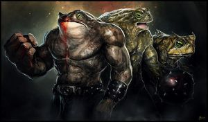 Battletoads! by Bradwhitlam