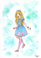 Lolita Elsa by hyacinthess