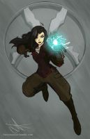 Asami Sato by Skyserpent