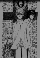 Death Note cover by Mitsuukii
