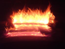 Fire Stock 29 by Noxtu-Stock