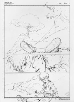 Twilight Chronicles Rough Pg 1 by Twilight-Chronicles
