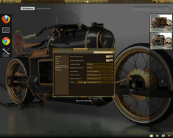 Old Steampunk 3.4 Screenshot (In progress) by cbowman57