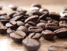 coffee beans by alexandra-maria