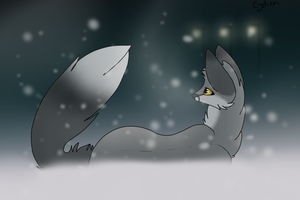 A Cold Alaskan Night by Sourcastic