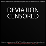 stop sopa by RANDOMNESSKING421